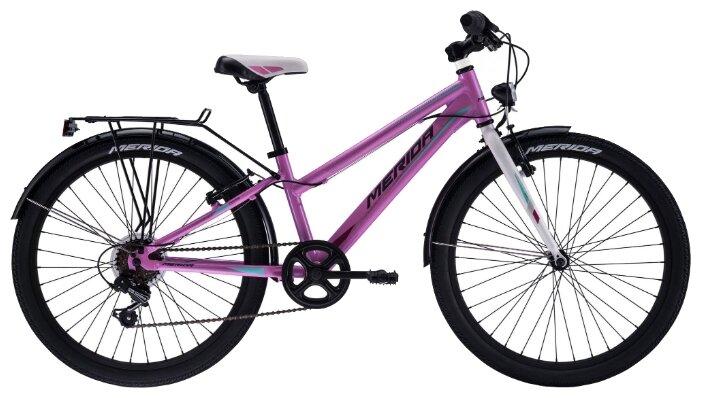 Подростковый городской велосипед Merida Princess J24 (2019)