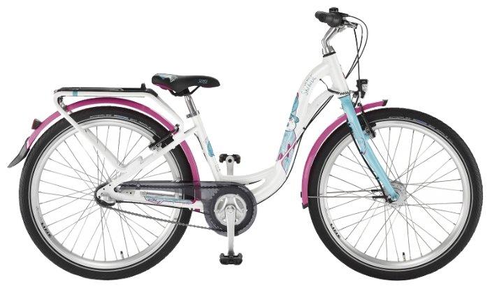 Подростковый городской велосипед Puky 4810 Skyride 24-3 Alu Light City