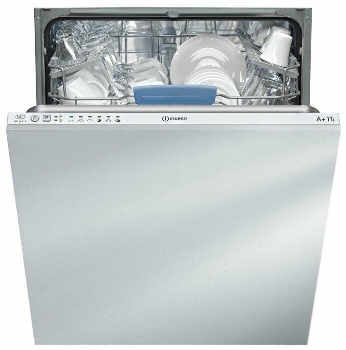 Посудомоечная машина Indesit DIF 16T1 A
