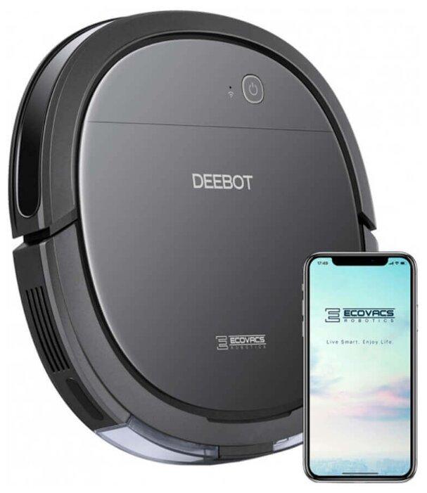 Робот-пылесос Ecovacs DeeBot OZMO Slim 10