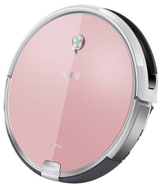 Робот-пылесос iLife X620