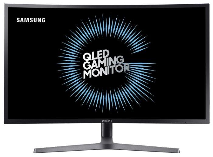 Монитор Samsung C32HG70QQI