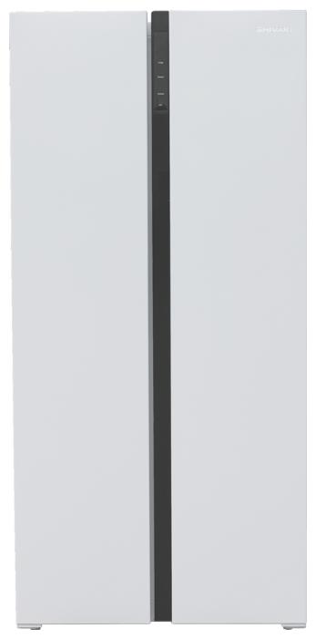 Холодильник Shivaki SBS-444DNFW