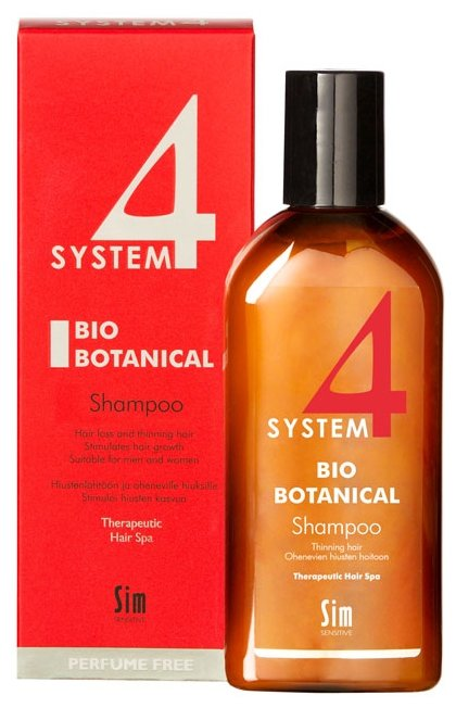 Sim Sensitive SYSTEM 4 Bio Botanical Shampoo