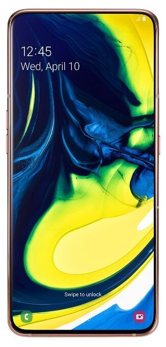 Смартфон Samsung Galaxy A80