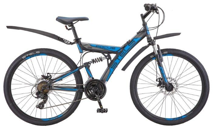 Горный (MTB) велосипед STELS Focus MD 21-sp 26 V010