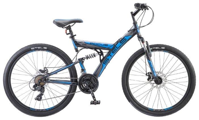 Горный (MTB) велосипед STELS Focus MD 26 21-sp V010 (2018)