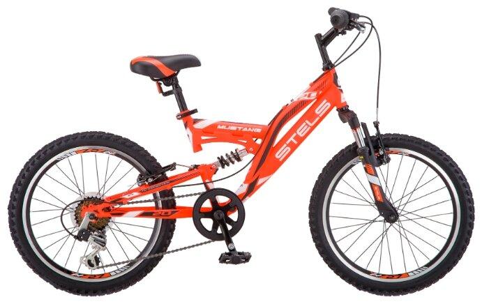 Подростковый горный (MTB) велосипед STELS Mustang V 20 V010