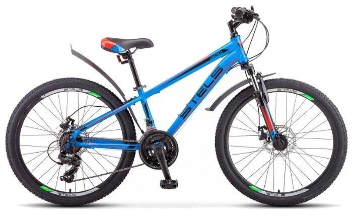 Подростковый горный (MTB) велосипед STELS Navigator 400 MD 24 F010