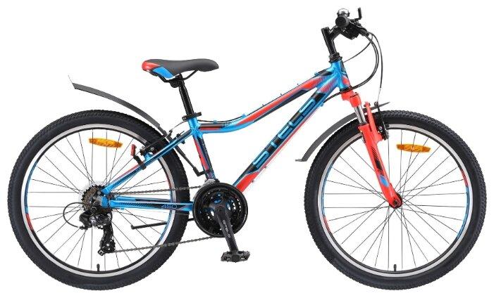 Подростковый горный (MTB) велосипед STELS Navigator 450 V 24 V010
