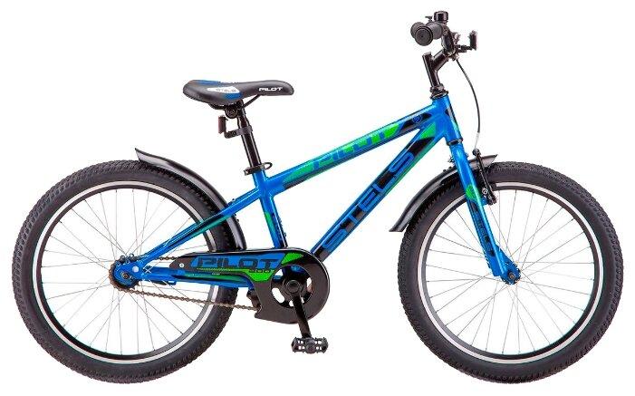 Подростковый горный (MTB) велосипед STELS Pilot 200 Gent 20 Z010