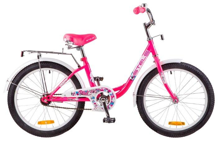 Подростковый городской велосипед STELS Pilot 200 Lady 20 Z010