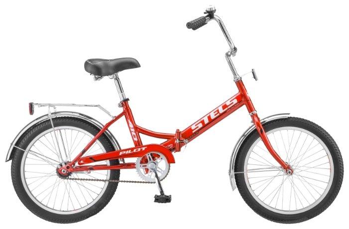 Городской велосипед STELS Pilot 410 20 Z011