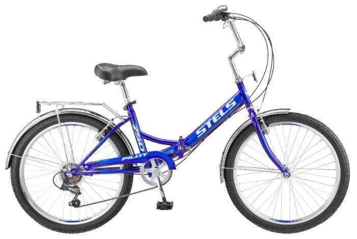Городской велосипед STELS Pilot 750 24 Z010
