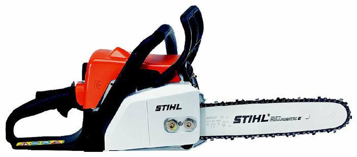 Цепная бензиновая пила STIHL MS 180-16