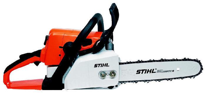 Цепная бензиновая пила STIHL MS 210