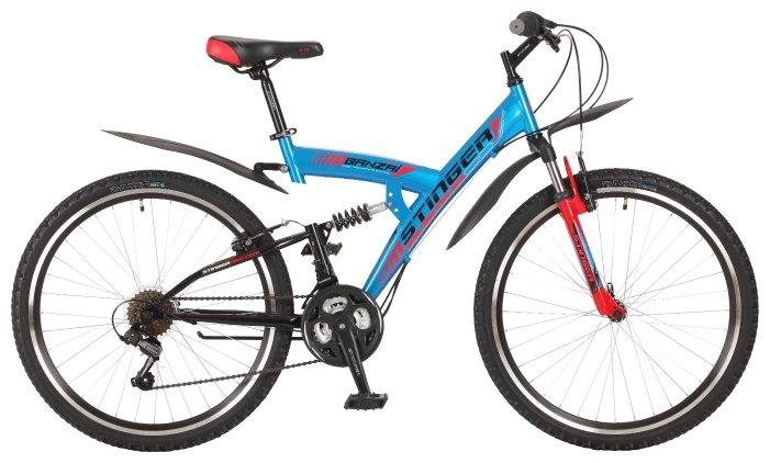 Горный (MTB) велосипед Stinger Banzai 26