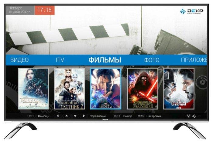 Телевизор DEXP U43D9100K