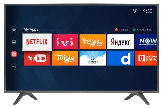Телевизор DEXP U49D9000H
