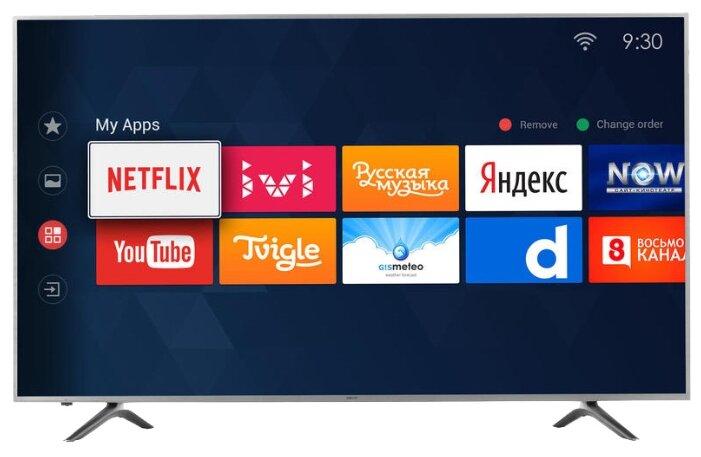 Телевизор DEXP U65D9000H