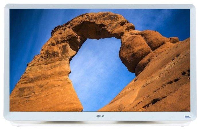 Телевизор LG 27TK600V-WZ