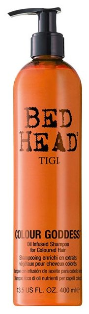TIGI шампунь Bed Head Colour Goddess