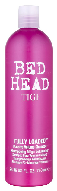 TIGI шампунь Bed Head Fully Loaded Massive Volume