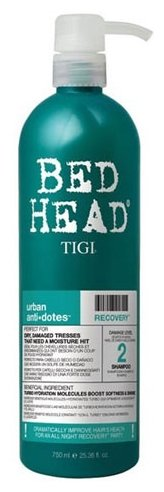 TIGI шампунь Bed Head Urban Anti+dotes Recovery Level 2