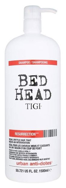 TIGI шампунь Bed Head Urban Anti+dotes Resurrection Level 3