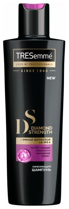 TRESemme шампунь Diamond Strength Укрепляющий с умной формулой 18-MEA