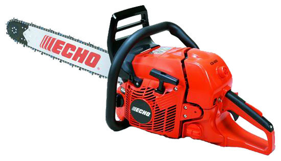 Цепная бензиновая пила ECHO CS-605-16