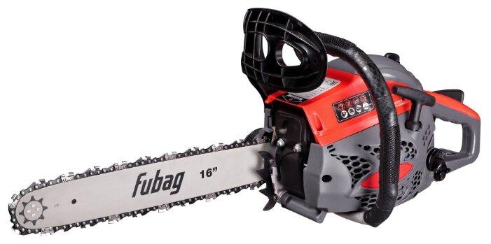 Цепная бензиновая пила Fubag FPS 37