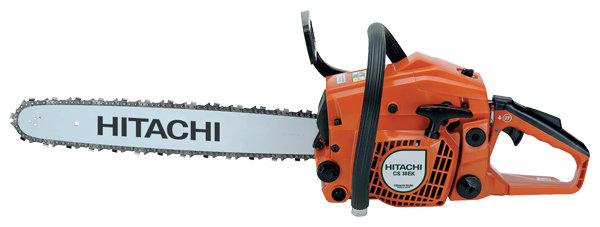 Цепная бензиновая пила Hitachi CS38EK