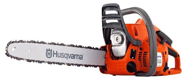 Цепная бензиновая пила Husqvarna 120 Mark II-16