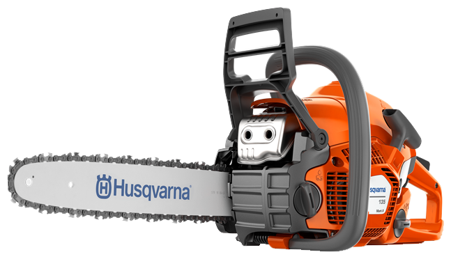 Цепная бензиновая пила Husqvarna 135 Mark II