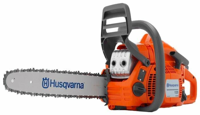 Цепная бензиновая пила Husqvarna 135