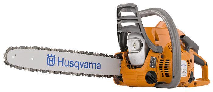 Цепная бензиновая пила Husqvarna 240