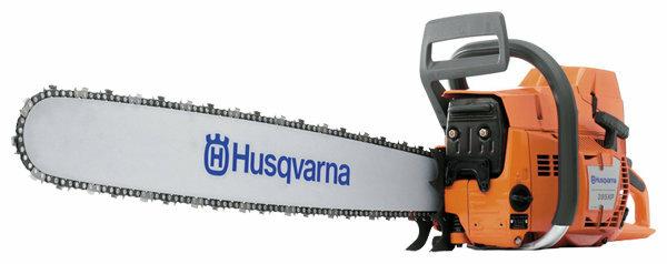 Цепная бензиновая пила Husqvarna 395XP