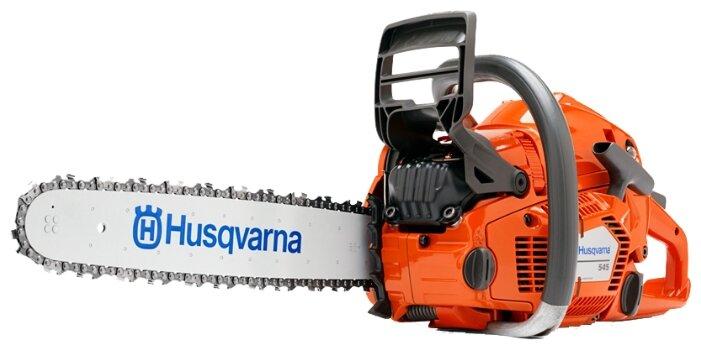 Цепная бензиновая пила Husqvarna 545