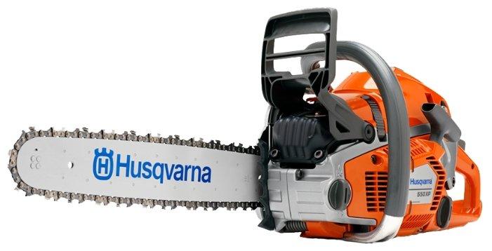 Цепная бензиновая пила Husqvarna 550XP