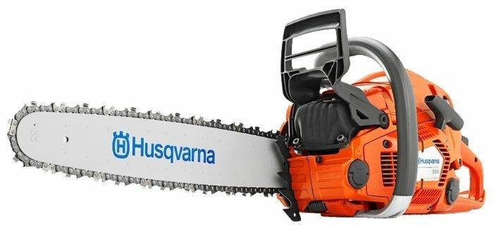 Цепная бензиновая пила Husqvarna 556
