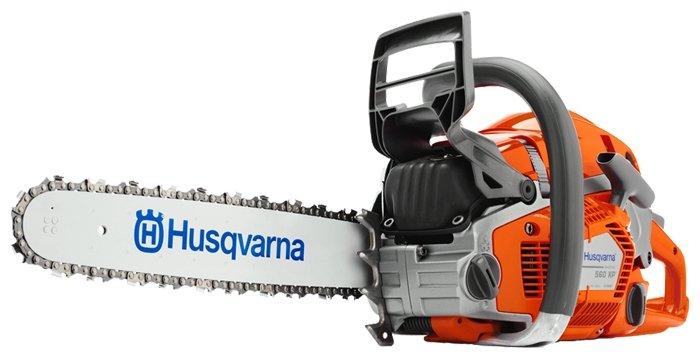 Цепная бензиновая пила Husqvarna 562XP