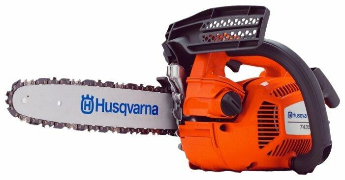 Цепная бензиновая пила Husqvarna T435