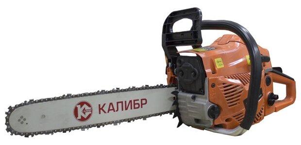 Цепная бензиновая пила КАЛИБР БП-2600/18У Промо