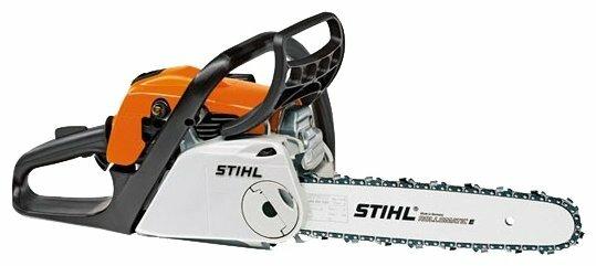 Цепная бензиновая пила STIHL MS 211 C-BE
