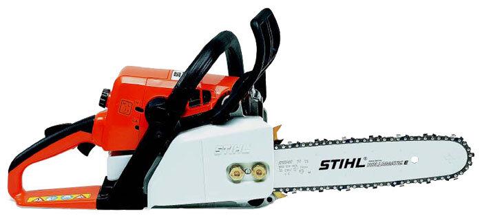 Цепная бензиновая пила STIHL MS 250