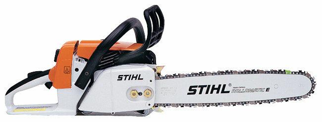 Цепная бензиновая пила STIHL MS 260