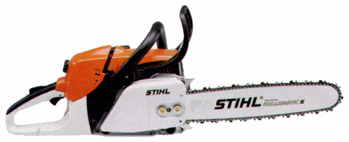 Цепная бензиновая пила STIHL MS 270