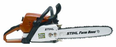 Цепная бензиновая пила STIHL MS 290