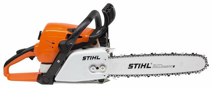 Цепная бензиновая пила STIHL MS 390